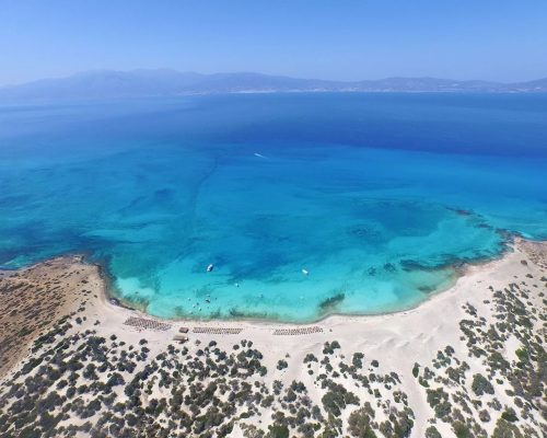 blue-cruises-crete-chrissi-drone-view